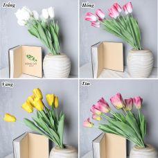Hoa Tulip To - Hoa giả nhân tạo