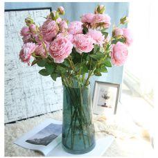 Hoa giả hoa lụa sang trọng và tinh tế
