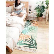 Thảm phòng khách , thảm phòng ngủ chất liệu len sợi cao cấp dầy dặn