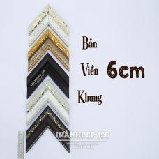KHUNG ẢNH BẢN 6CM
