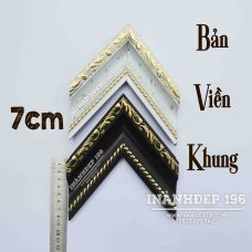 KHUNG ẢNH BẢN 7CM